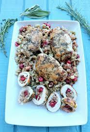 apple cranberry stuffed turkey breast recipe hello creative family