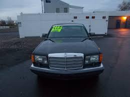 mercedes 420sel 1991 mercedes 420 class 420 sel 4dr sedan in rainier or