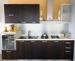 set up kitchen furniture for small kitchen increase the capacity