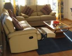 Sectional Sofa In Small Living Room Small Sectional Sofa With Recliner Foter