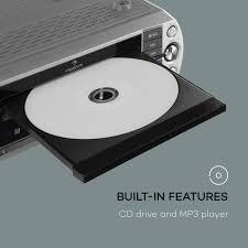 radio de cuisine kr 500 cd radio de cuisine tuner pll fm lecteur cd mp3 usb