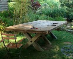 The Wish List Large Garden Table Design Inspiration Planet - Garden table design