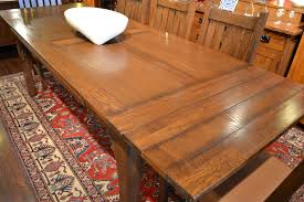 Arts And Crafts Dining Room Set Crafters And Weavers In Business For Almost 20 Years In Usa