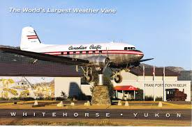 Airplane Weathervane Gem U0027s World Postcards Cards From Bloggers Collectors Blog