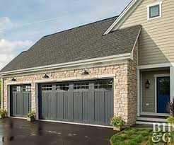 craftsman style garages garage curb appeal