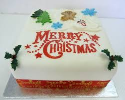 christmas cakes the cake shop bedworth