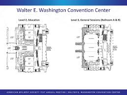 washington convention center floor plan american epilepsy society exhibitor information webinar ppt download