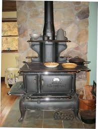 stoves in their new homes restored by ginger creek antique stoves