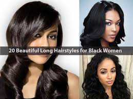 20 beautiful long hairstyles for black women hairstyle for women