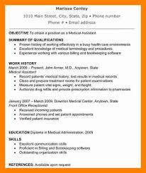 8 medical resume templates free new hope stream wood