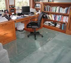 Hardwood Floor Chair Mat Custom Office Chair Mats Interior Design