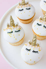 Unicorn Home Decor How To Make Fondant Unicorn Cupcakes Unicorn Cupcakes Unicorns