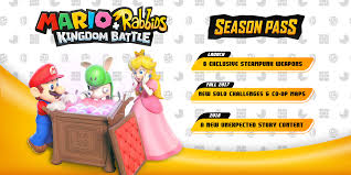 Maps Fall Challenge Mario Rabbids Kingdom Battle Has A 20 Season Pass Polygon