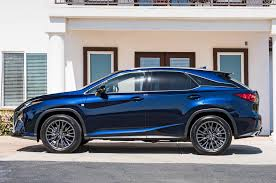 lexus hybrid sport 2016 lexus rx 350 f sport first test review best seat in the