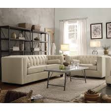 White Living Room Sets Modern White Living Room Sets Allmodern