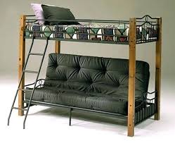 Metal Futon Bunk Bed Bed Futon Size Of Futon Bunk Bed