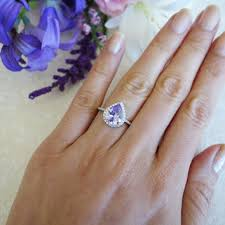 purple diamond engagement rings shop made diamond engagement rings on wanelo