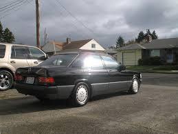 swank 253 1993 mercedes benz 190e2 6 sedan 4d specs photos