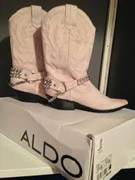 womens cowboy boots ebay uk aldo womens leather chain harness mid calf cowboy boots uk