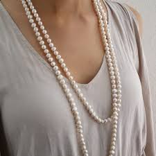 pearls necklace length images Opera length pearls nan lee jewelry jpg