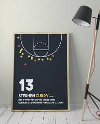 stephen curry sport poster sport posters printable home decor
