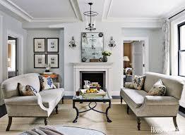 traditional livingroom interior design for living room with open kitchen interior design