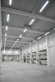 looking for an electrician to upgrade your warehouse lighting to led