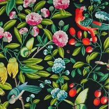 Tropical Design Serendip Fabric Cowtan Design Library