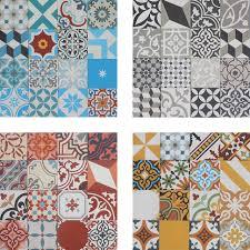 Cement Tile Backsplash by Top 15 Patchwork Tile Backsplash Designs For Kitchen Patchwork
