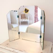 Floor Mirror Pottery Barn Interior Trifold Mirror Mirrors From Ikea Hinged Mirror
