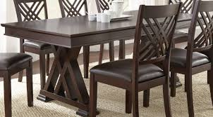 adrian extendable rectangular dining table from steve silver