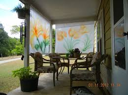 Cheap Outdoor Curtains For Patio 96 Best Porches Images On Pinterest Cottage Gallery And Outdoor