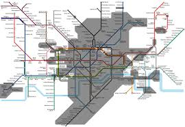 Raven Maps London Underground The Best Alternative Tube Maps Travel