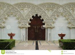moroccan architecture interior royalty free stock images image