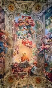 soffitti dipinti il messaggero italiano volte e soffitti dipinti di roma moderna