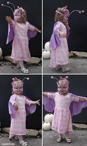 Pink Butterfly Halloween Costume Homemade Halloween Costumes Butterfly