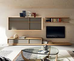 solid wall units and media storage wharfside