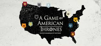 us map of thrones a map of of thrones if it was set in the usa
