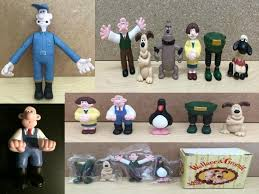 wallace gromit wrong trousers ebay