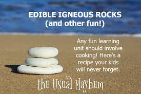 edible rocks edible igneous rocks and other the usual