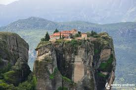 Meteora Greece Map by Meteora In Greece Faith On The Top Of The World U2013 Andrey Andreev