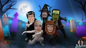free personalized ecards or jibjab videos for halloween or other