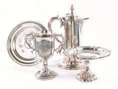 communion kits antique solid silver travelling communion set