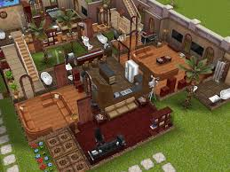 mansion layouts brown mansion on sims freeplay house layouts sims
