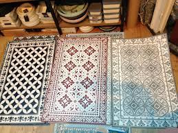 tapis cuisine pas cher tapis cuisine de pas cher grand grande longueur imitation carreaux