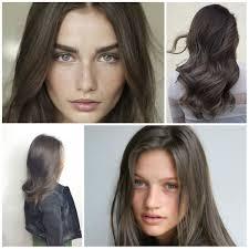 dark ash brown hair colors for 2017 u2013 best hair color trends 2017