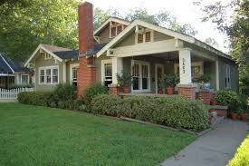 bungalow home plans craftsman cottage style house plans porch for narrow lots