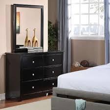 esofastore bedroom furniture slate tufted full size bed 4pc set