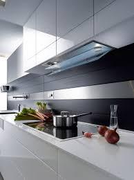 hauteur de hotte de cuisine des hottes ingénieuses les nouveautés 2012 inspiration cuisine