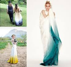 ombré wedding dress tie dye ombre wedding dress search dip dying